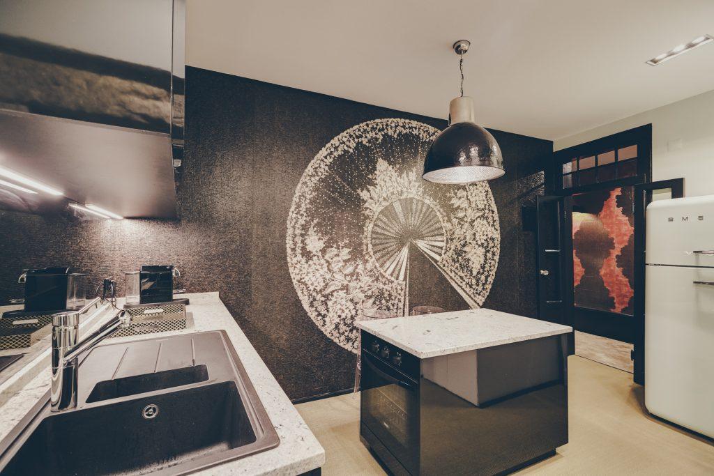 Gem Lisbon Rental Apartment, Master Deco Gem Luxury in Bica, luxury kitchen