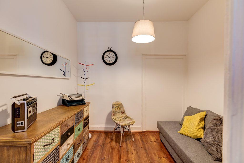 Gem Lisbon Rental Apartment, Historical Gem in Baixa, bedroom