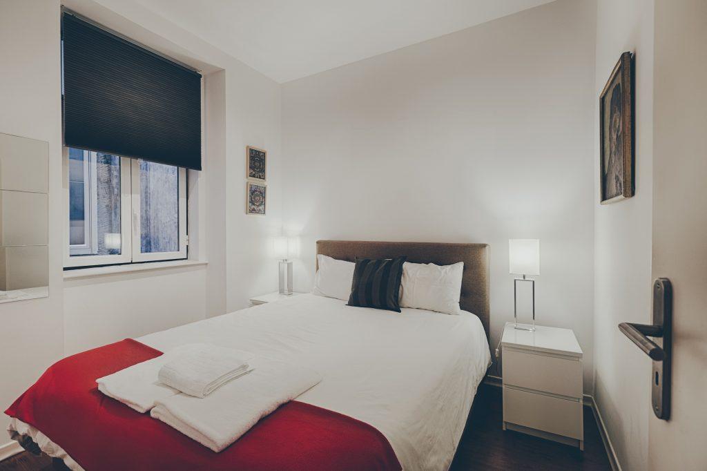Gem Lisbon Rental Apartment, Master Deco Gem in City Center, bedroom