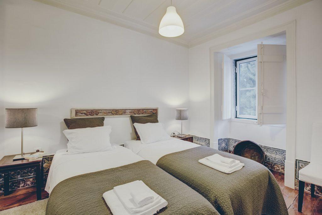 Gem Lisbon Rental Apartment, Historical Gem in Noble Estrela, bedroom