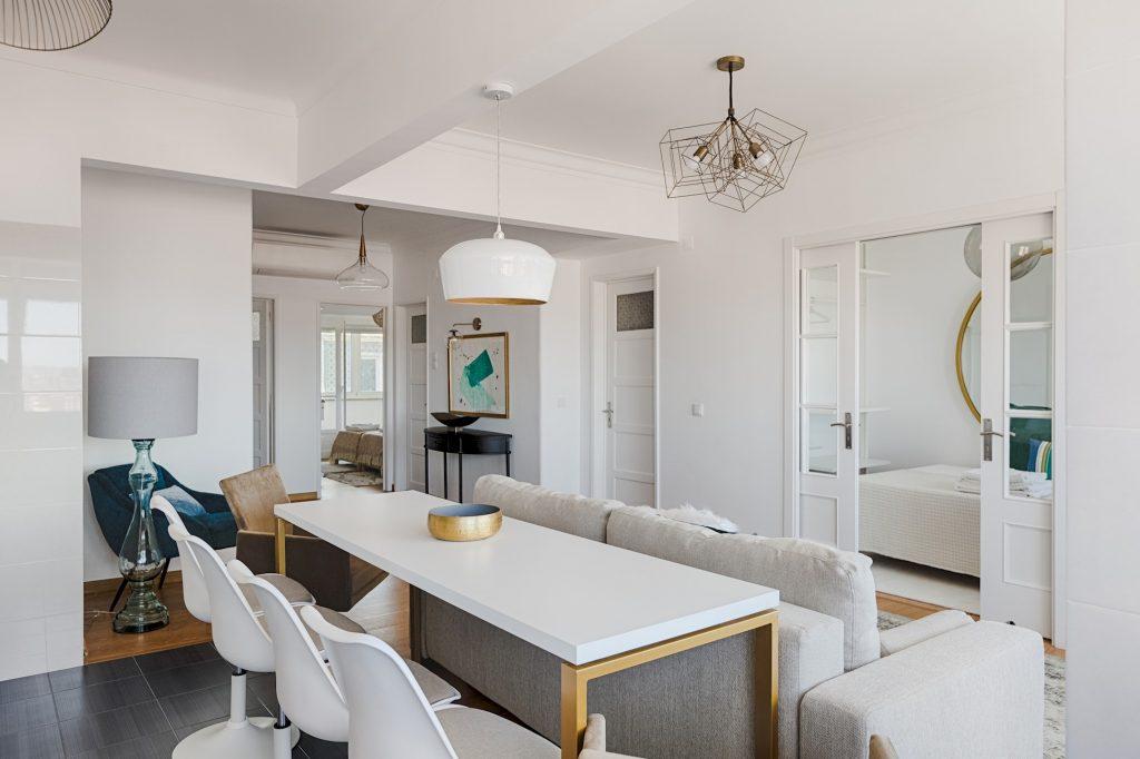 Gem Lisbon Rental Apartment, Master Deco Gem in Graça, dining room
