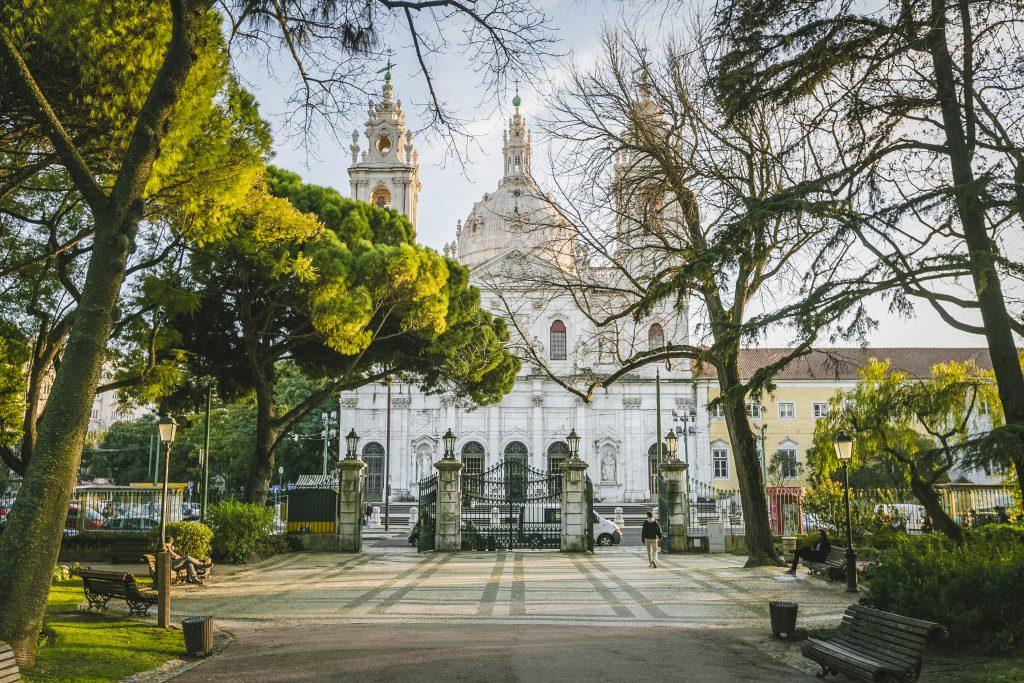 Basilica da Estrela Lisbon