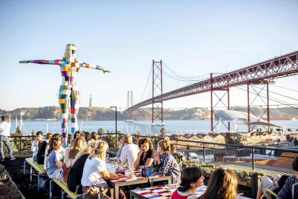 Alcântara, LXFactory, Lisboa