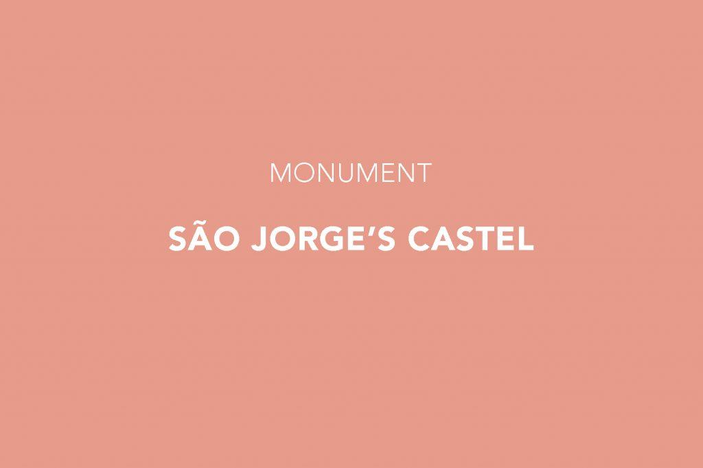 São Jorge's Castel, Lisboa, Lisbon, Alfama