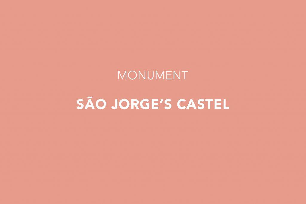 São Jorge's Castel, Lisboa, Lisbon, Graça