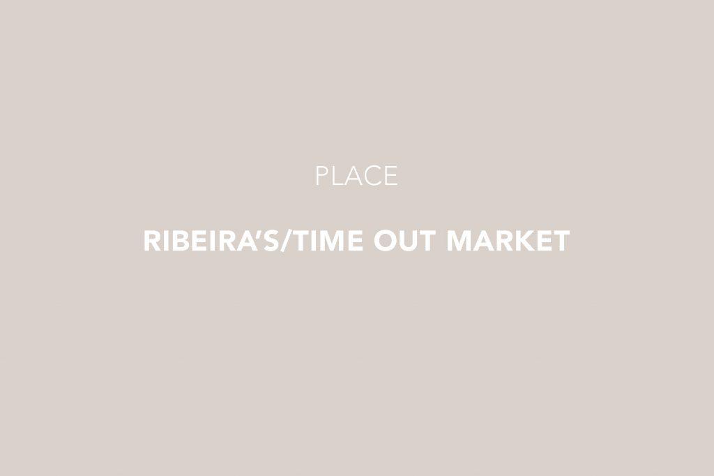 Ribeira's Market, Time out Market, Lisboa, Bica Lisbon
