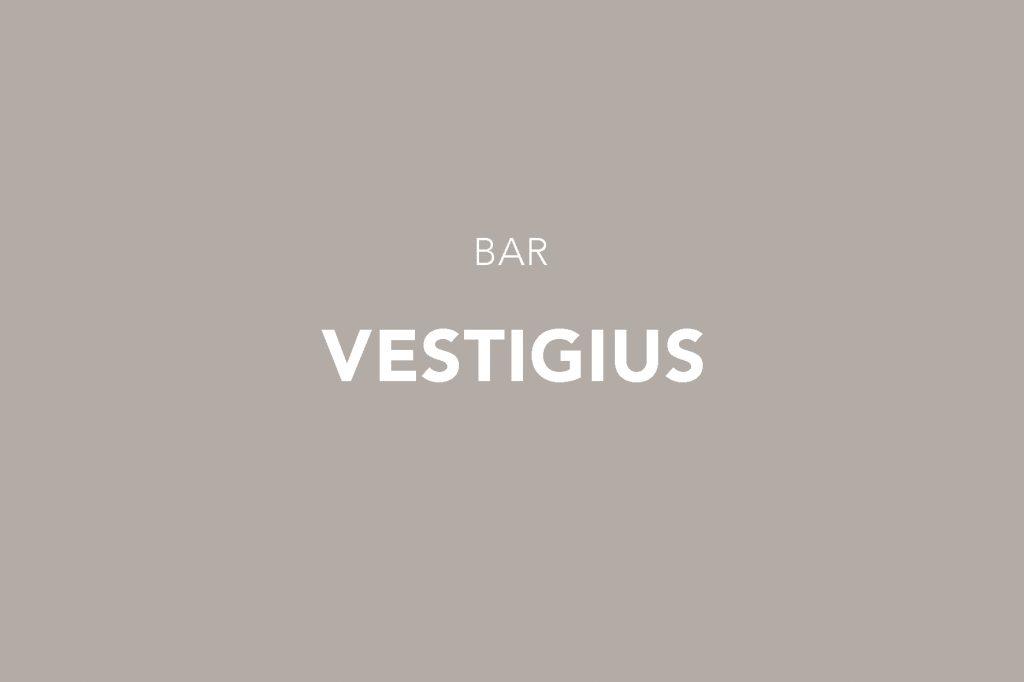 Vestígios Bar, Lisboa, Bica Lisbon