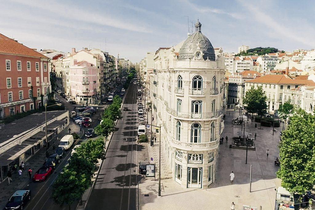 City Center Neighbourhood Lisbon